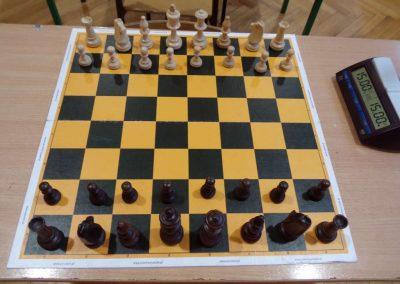 2018.05 – I turniej szachowy