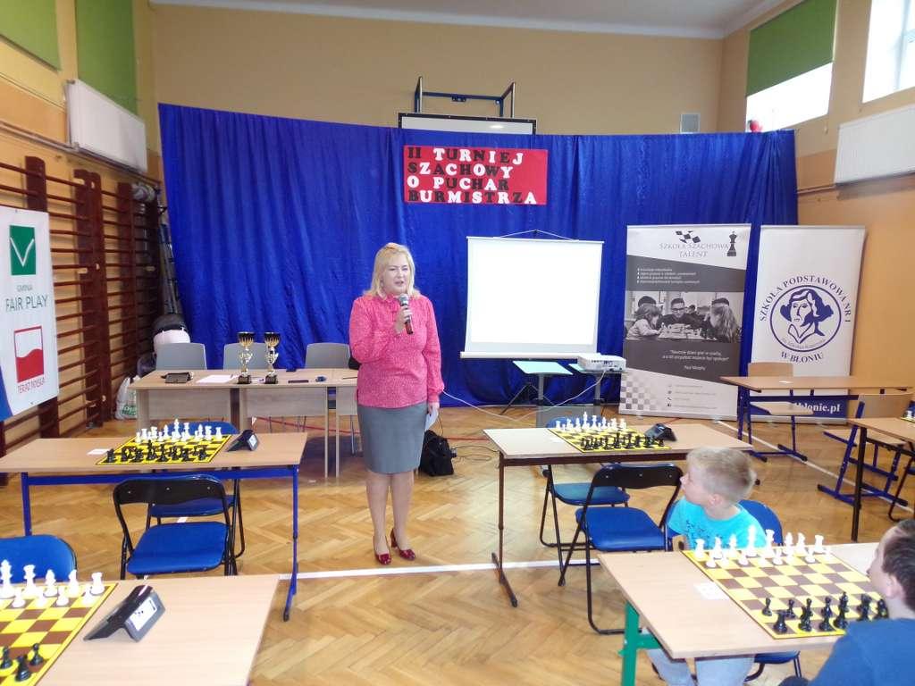 2019.05 – II turniej szachowy