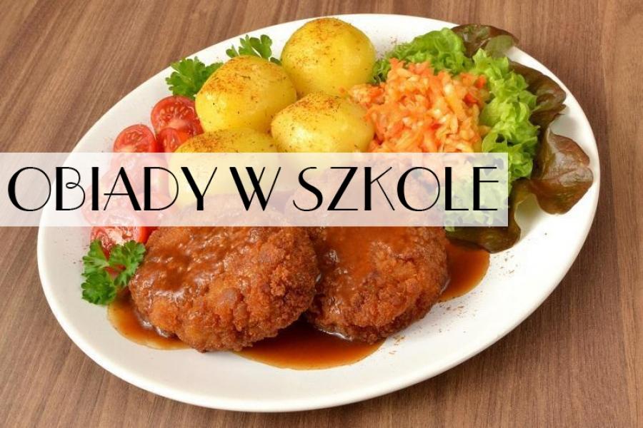 Obiady w szkole