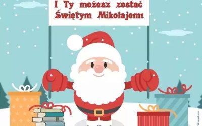 I Ty możesz zostać Mikołajem