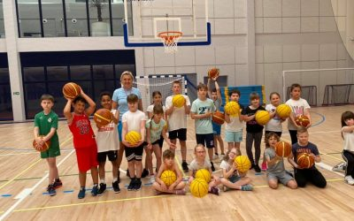 Koszykarski Camp